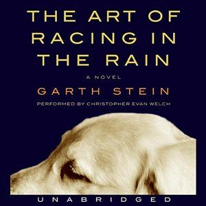 The Art of Racing in the Rain by Garth Stein - Audiobook narrated by Christopher Evan Welch