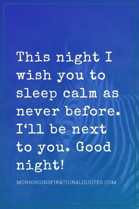 Beautiful Good Night Messages To Him With Images