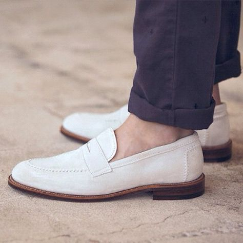 4c249a1b68b loafers white roll up chino fashion men style