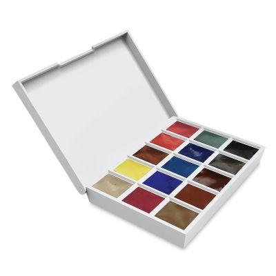 Daniel Smith Half Pan Watercolor Set Ultimate Mixing Set