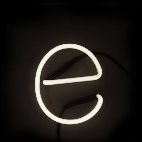 Neon Art Letters Numbers And Symbols Modular Lighting