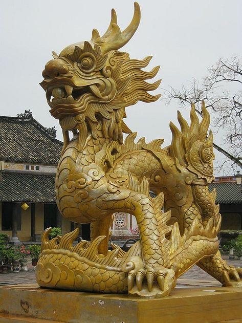 Imperial Dragon - Hue, Vietnam