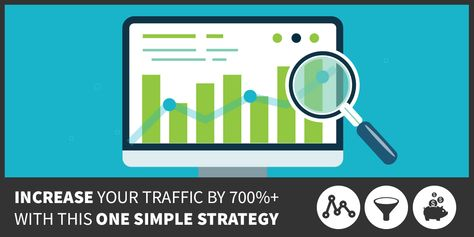 Increase Your Traffic by 700%+ with this One Simple Strategy - Digital Marketing Services by Black Dog Marketing