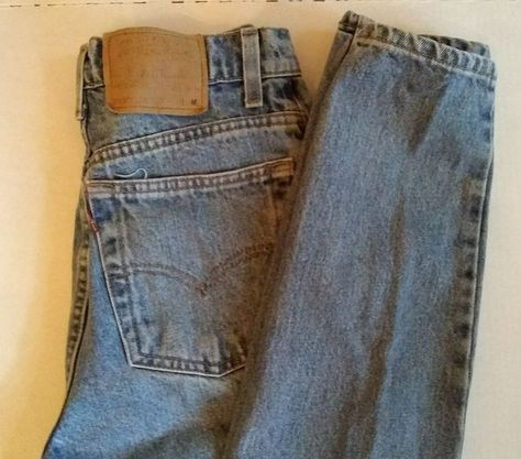 7371ce2d9e5 Vtg Levis 512 Jeans Slim Fit Mom Womens Actual Size 28 x 31 (SZ 9 JR M)  Faded #Levis #SlimSkinny