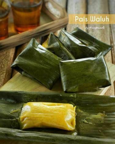 Resep Pais Waluh Nagasari Labu Kuning Oleh Mei Basuki Resep Resep Labu Kuning Makanan Ringan Manis Ide Makanan