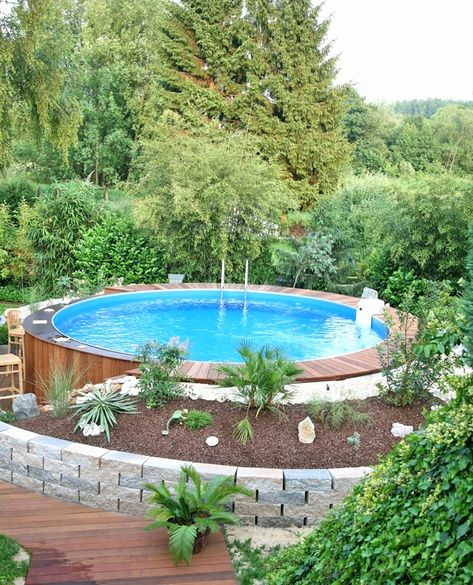 Konzept 44 Fur Mini Pool Selber Bauen Pool Fur Kleinen Garten Garten Garten Ideen
