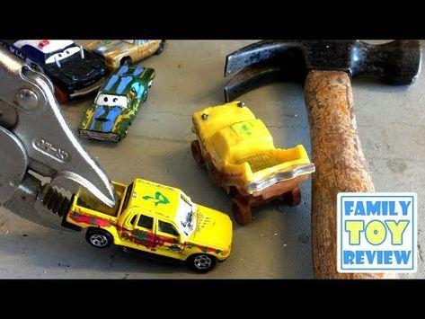 VOITURE DISNEY PIXAR CARS 3 APB THUNDER HOLLOW