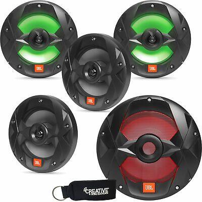 jbl led marine speakers
