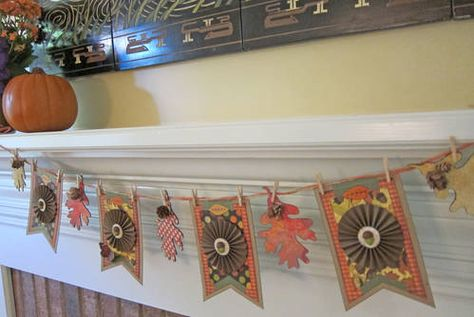 Fall and Thanksgiving banners
