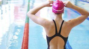 series natacion para adelgazar