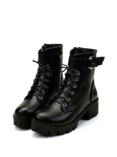 Boots | Boots Sale Online | ROMWE