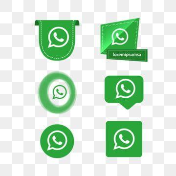 Whatsapp Whats App Icon Logo Collection Set Social Media Vector Illustrator Icone Whatsapp Clipart De Midia Social Icones Whatsapp Icones Sociais Imagem Png Icones De Midia Social Icones Sociais Conjunto