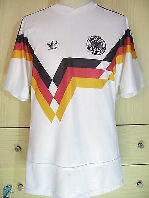 Germany World Cup 1990 Vintage Deutschland Football Trikot Soccer Jersey Shirt L Fashion Sports Classic Football Shirts Vintage Football Shirts Jersey Shirt