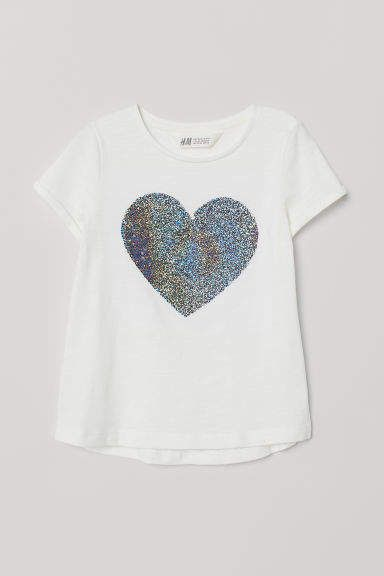 UK Toddler Kids Baby Girls Clothes Sequin Heart Hoodie Shirt Tops Pants Outfits