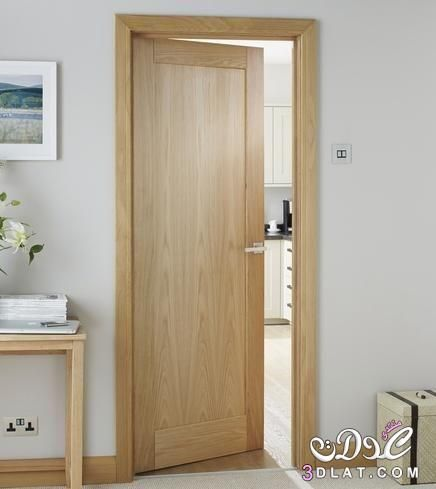 ابواب بيتك ابواب داخلية مودرن 2019 3dlat Net 09 17 8c85 Oak Interior Doors Wood Doors Interior Doors Interior