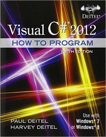 Solution Manual Visual C 2012 How To Program 5th Edition Deitel Test Bank Online Web Design Web Design Quotes Web Design Tutorials