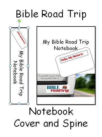 Bible Road Trip ~ {Free Curriculum and Printables}