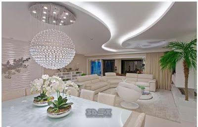 Gypsum Board Designs For Living Room False Ceilings False
