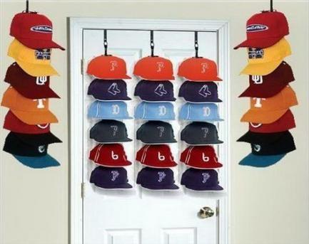 Hat Rack For Boys Diy Entryway 15 Ideas Diy Hat Baseball Hat