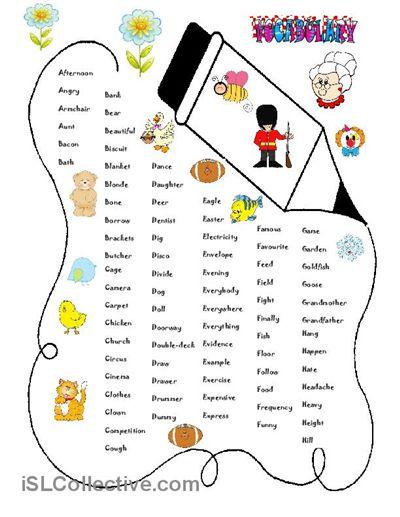 Vocabulary Worksheet Free Esl Printable Worksheets Made By Teachers Vocabulary Worksheets English Vocabulary Vocabulary Vocabulary worksheets free download