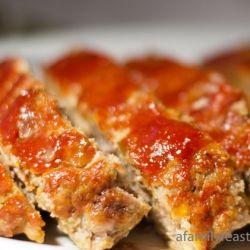 The best meatloaf by AFamilyFeast