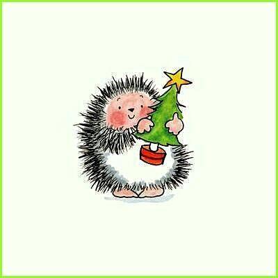 Mein Minibaum Igel Weihnachten Aquarell Weihnachten Weihnachten Zeichnung Weihnachtsbasteln