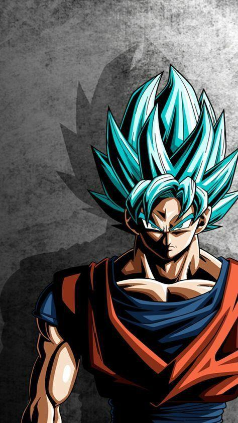 Goku Wallpaper Iphone Goku Super Saiyan Blue Dragon Ball Super Goku Anime Dragon Ball Super