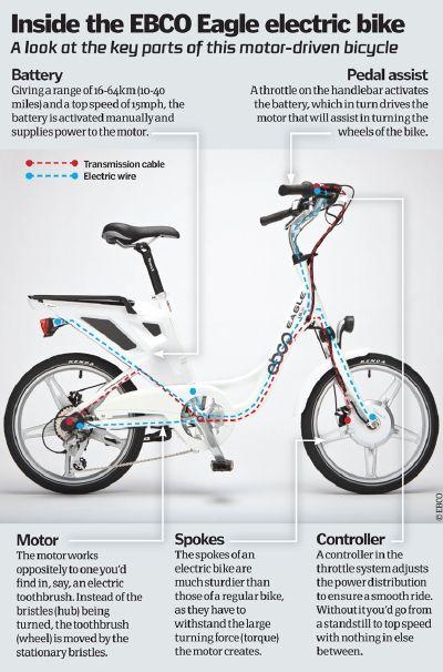 How Do Electric Bikes Work Bike Electric Bike Tricycle Bike