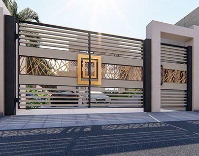 Gate Design In 2020 House Gate Design Entrance Gates Design Gate Wall Design