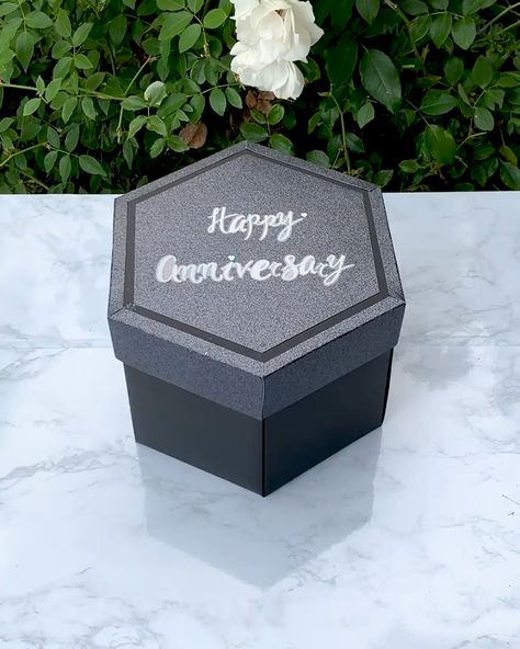 Anniversary Surprise Box 💙 . Free home delivery is available to wordwide.  #explosionbox #lovingcrafts #giftbox#boxofluv #lovebox #kinderbox #familytime #cadeaupersonnalise #ideecadeau #plaisirdoffrir #familymoments #familylove #lovecommunity #lovemessage #spreadthelove #travelfamily #familyfirst #giftidea #lovetravels #familylife #sharingmoments #perfectgift #lovestory #longdistancelove #lovetravels #allyouneedislove