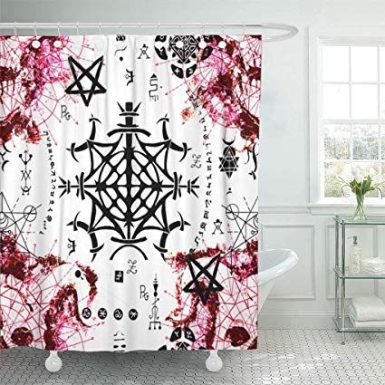 Emvency Shower Curtain At Curtains Shower Curtain