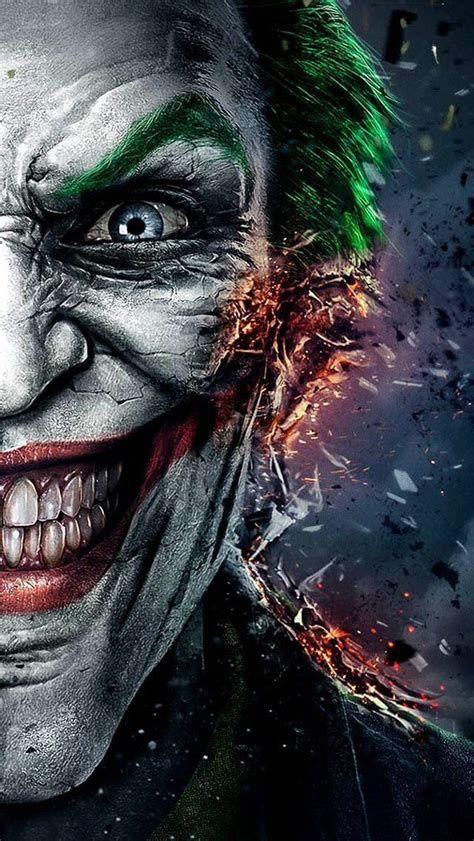 Wallpaper Kartu Joker 3d In 2020 Joker Images Joker Wallpapers Joker Artwork
