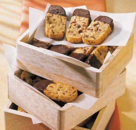 Dr Oetker Weihnachtsplätzchen.Schokoladen Nuss Plätzchen Rezept Kuchen Kekse Rezepte