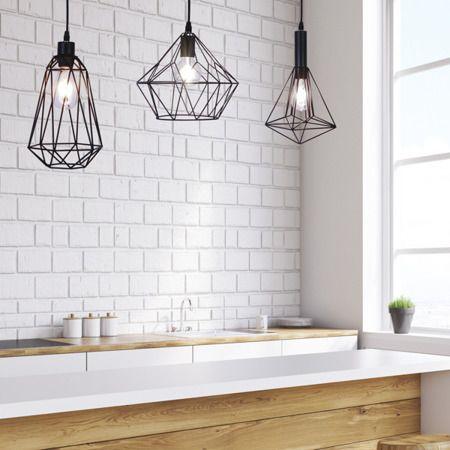 Nowoczesna Lampa Wiszaca Zumaline Atom Home Decor Loft Kitchen Home Decor Kitchen