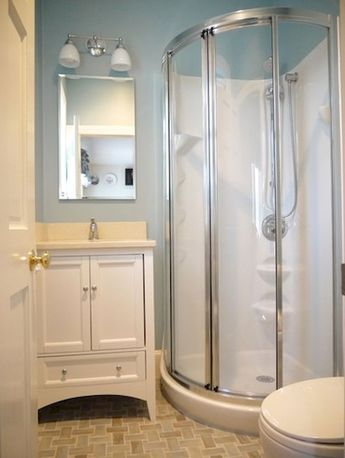 60 Cool Small Bathroom Shower Remodel Ideas Small Basement Bathroom Bathroom Layout Small Full Bathroom