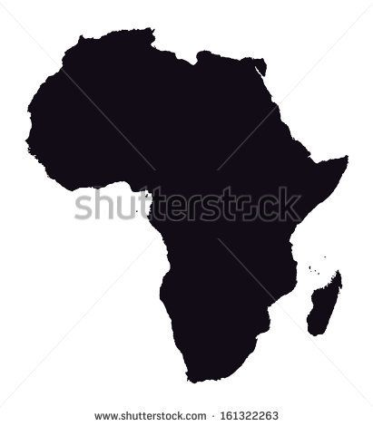 10 best Africa Light PSA images on Pinterest Africa, African - best of world map white background