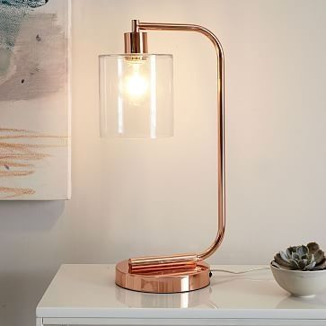 Lamps Are Decorative And Functional Too Table Lamp Lamp Copper