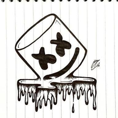 Resultado De Imagen Para Marshmello Dj Dibujo Dibujos De Marshmello Imagenes De Marshmello Imagenes De Dibujos Tumblr