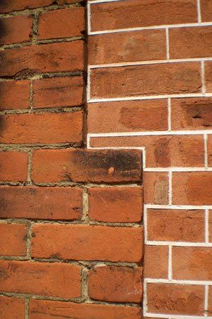 All You Need To Know About Tuckpointing Home Improvement Brick House Exterior Colors Home Repairs