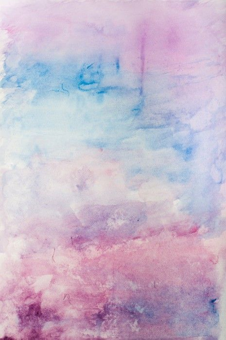 Abstract Watercolor Background Self Adhesive Wall Mural Pixers