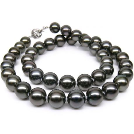 collier perle de culture pour homme