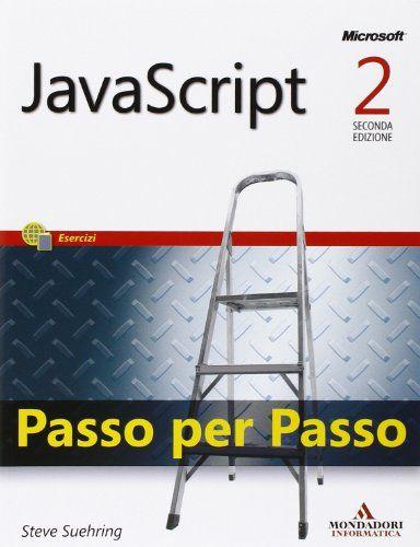 Scaricare Javascript Passo Per Passo Libri Pdf Gratis Javascript Ebook Reader Library