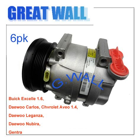 V5 Auto Ac Compressor For Car Chevrolet Optra 1 6 96484932