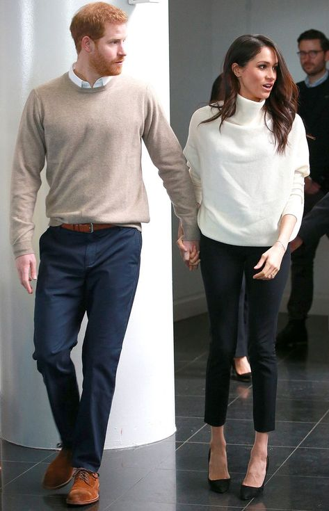 Markle Wore the Perfect Winter Sweater Today — and You Can Shop Her Cozy Look! Meghan Markle Wore the Perfect Winter Sweater Today — and You Can Shop Her Cozy Look!Meghan Markle Wore the Perfect Winter Sweater Today — and You Can Shop Her Cozy Look!