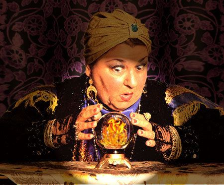 PSYCHIC ATTACKS in CONFUSING TIMES | Fortune teller, Statue ...