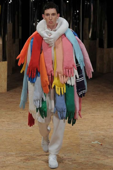 Most Funny, Weird Fashion Show Outfits