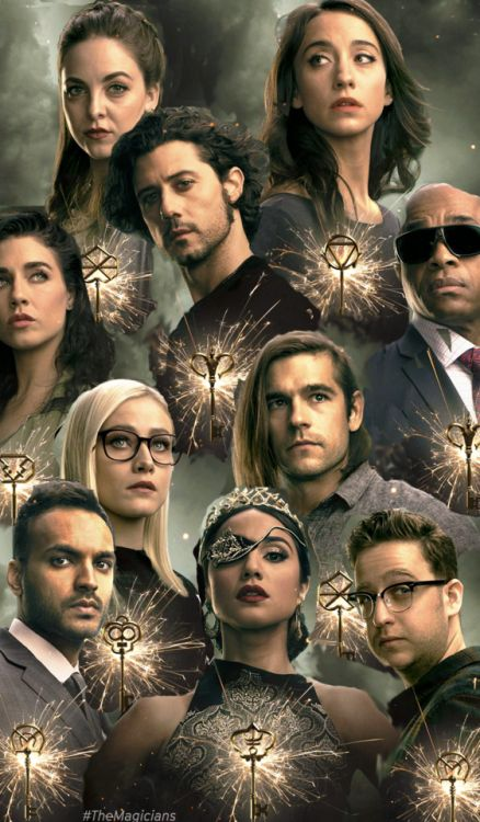 Saved From Nikki Sanders Saved To The Magicians In Shows Movies Favs The Magicians Tumblr The Magicians Syfy The Magicians Tv Series