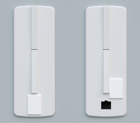 inga sempé: electrical switches and sockets for legrand