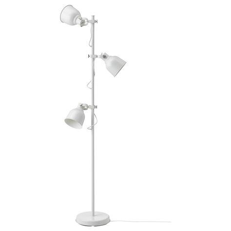 Hektar Standleuchte Mit 3er Spot Weiss A Jetzt Bestellen Unter Https Moebel Ladendirekt De Luminaire Chambre Lampe Sur Pied Lampadaire Design