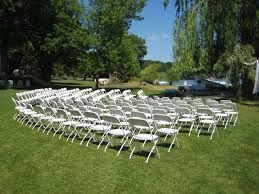 Décor Inspiration For Your Special Event Diffe Ways You Can Decorate Our White Samsonite Folding Chairs